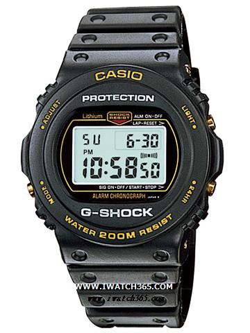 CASIO卡西欧G-SHOCK系列DW-5400C-9