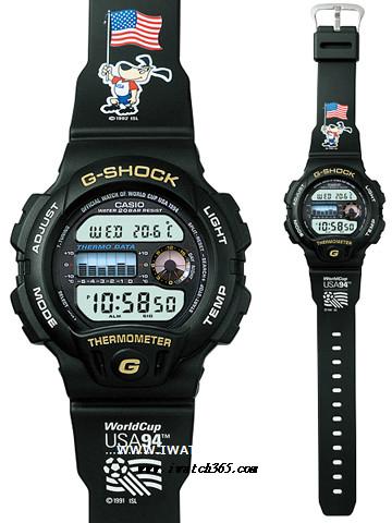 CASIO卡西欧G-SHOCK系列DW-6194-1C