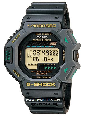 CASIO卡西欧G-SHOCK系列DW-6200G-1