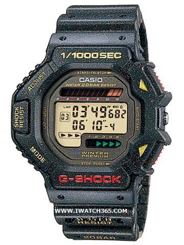 CASIO卡西欧G-SHOCK系列DW-6250-1