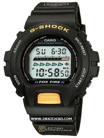 CASIO卡西欧G-SHOCK系列DW-6600B-1A