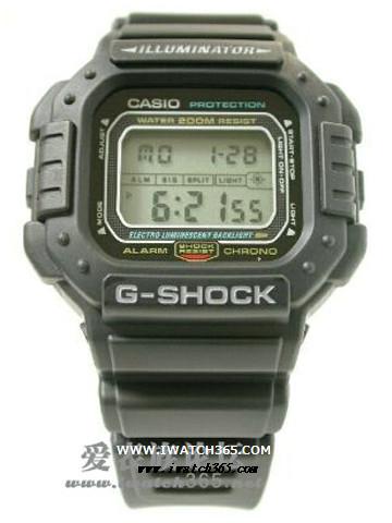 CASIO卡西欧G-SHOCK系列DW-6800-1
