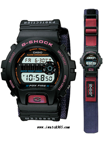 CASIO卡西欧G-SHOCK系列DW-6900BD-4T