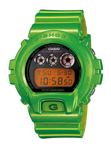 CASIO卡西欧G-SHOCK经典系列DW-6900NB-3