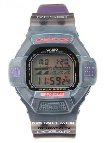 CASIO卡西欧G-SHOCK系列DW-8060D-1
