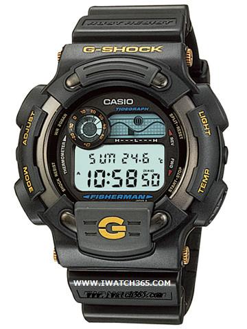 CASIO卡西欧G-SHOCK系列DW-8600BJ-1