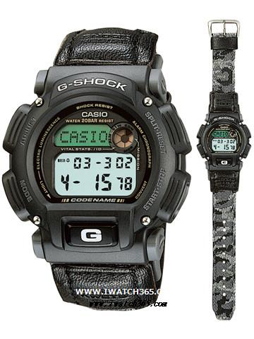 CASIO卡西欧G-SHOCK系列DW-8800MJ-1
