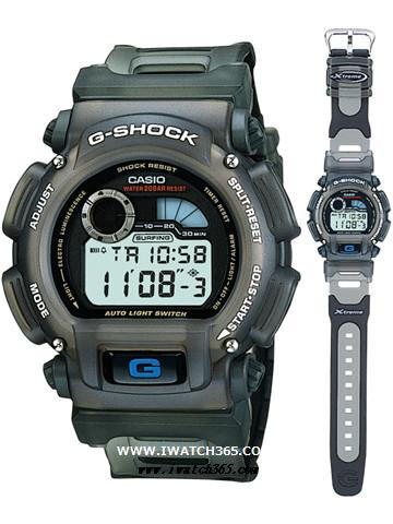 CASIO卡西欧G-SHOCK系列DW-9000XS-8T