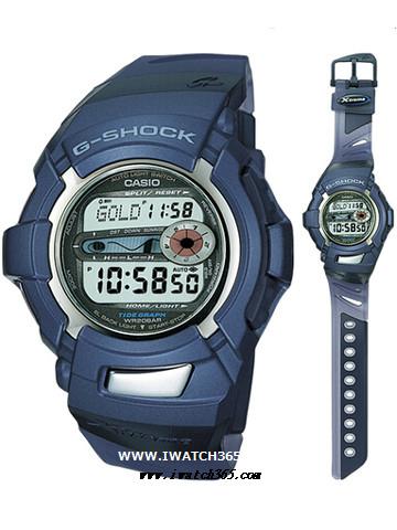 CASIO卡西欧G-SHOCK系列DWX-110-2BT