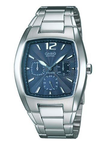 CASIO卡西欧EDIFICE ANALOGUE指针系列EF-306D-2AV