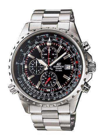 CASIO卡西欧EDIFICE CHRONOGRAPH系列EF-527D-1AV