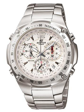 CASIO卡西欧EDIFICE CHRONOGRAPH系列EF-529D-7AV