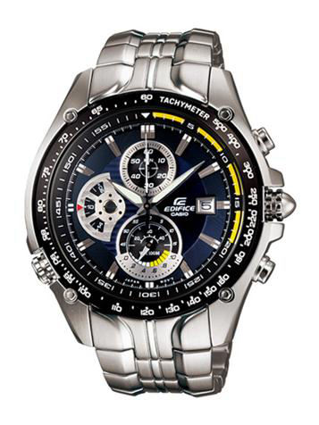 CASIO卡西欧EDIFICE CHRONOGRAPH系列EF-543D-2AV