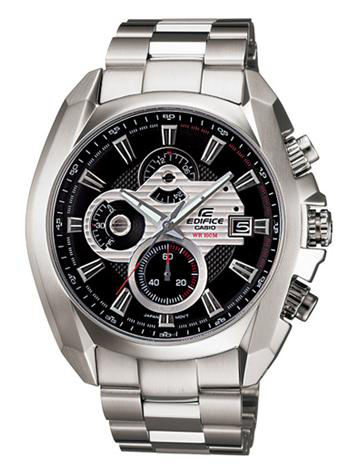 CASIO卡西欧EDIFICE CHRONOGRAPH系列EF-548D-1AV