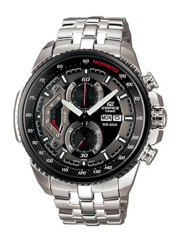 CASIO卡西欧EDIFICE CHRONOGRAPH系列EF-558D-1AV