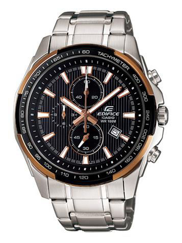 CASIO卡西欧EDIFICE CHRONOGRAPH系列EF-566D-1A5V