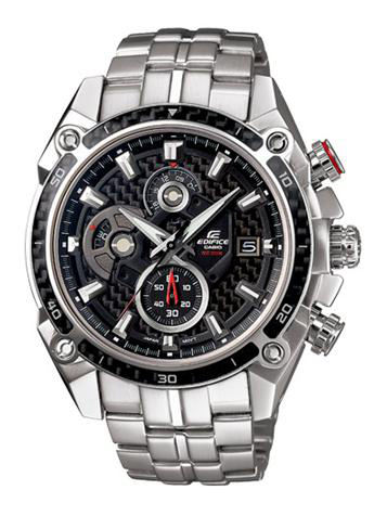 CASIO卡西欧EDIFICE CHRONOGRAPH系列EFE-504D-1AV