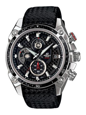 CASIO卡西欧EDIFICE CHRONOGRAPH系列EFE-504L-1AV