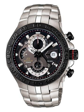CASIO卡西欧EDIFICE CHRONOGRAPH系列EFE-505D-1AV