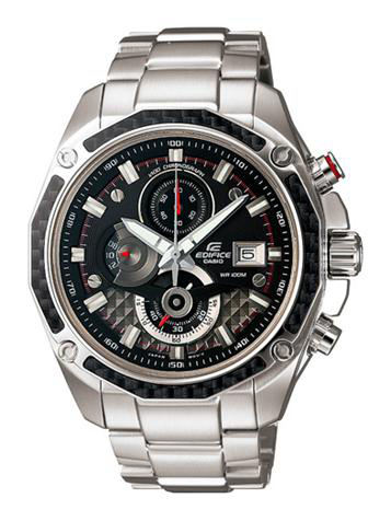 CASIO卡西欧EDIFICE CHRONOGRAPH系列EFE-506D-1AV