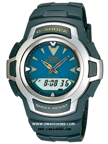 CASIO卡西欧G-SHOCK系列G-200-2EJF