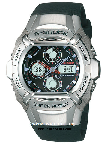 CASIO卡西欧G-SHOCK系列G-501-1AJF