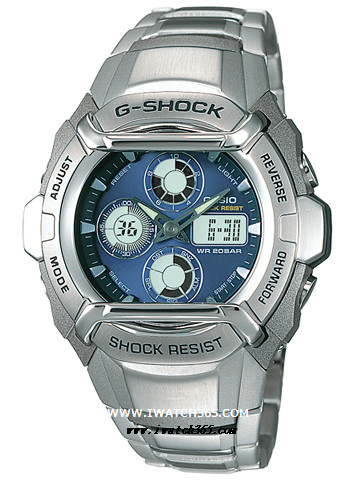 CASIO卡西欧G-SHOCK系列G-501D-2AJF