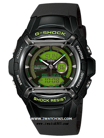 CASIO卡西欧G-SHOCK系列G-550FB-1A3JF