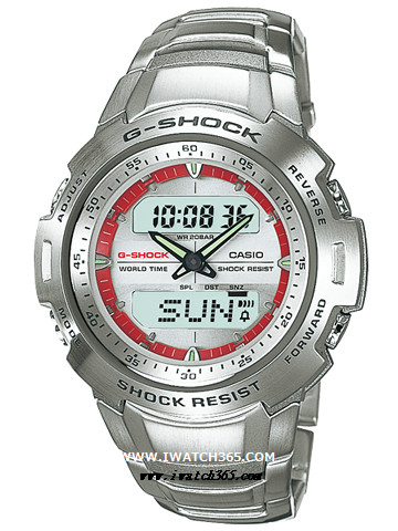 CASIO卡西欧G-SHOCK系列G-741D-7A4JF