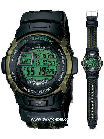 CASIO卡西欧G-SHOCK系列G-7710CL-3JF