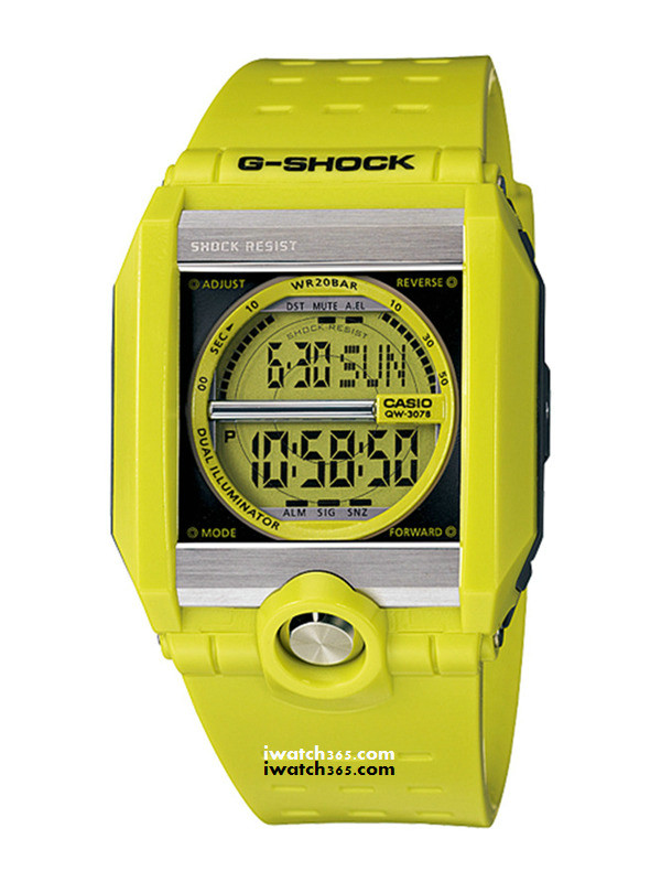 CASIO卡西欧G-SHOCK系列G-8100A-9JF