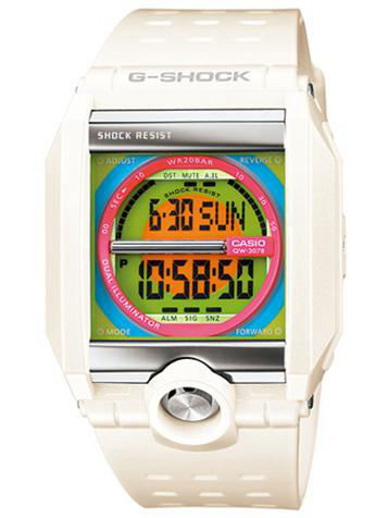 CASIO卡西欧G-SHOCKYOUTH系列G-8100D-7D