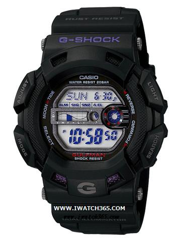 CASIO卡西欧G-SHOCK系列G-9100BP-1JF