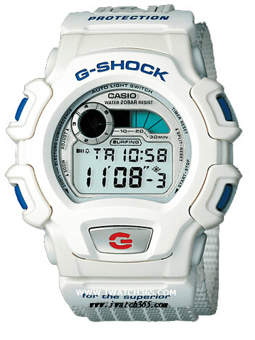 CASIO卡西欧G-SHOCK系列G-WCUP98-W
