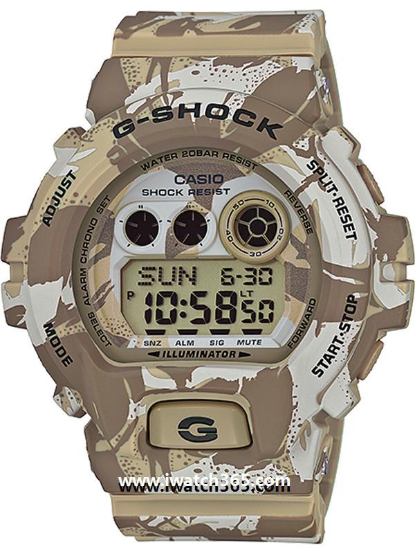 CASIO卡西欧G-SHOCK系列GD-X6900MC-5