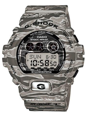 CASIO卡西欧G-SHOCK系列GD-X6900TC-8