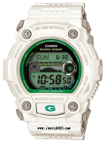CASIO卡西欧G-SHOCK系列GR-7900EW-7JF