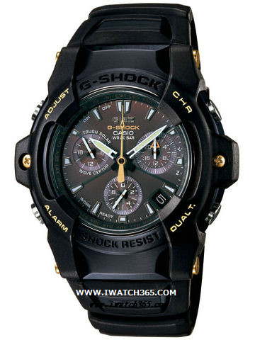 CASIO卡西欧G-SHOCK系列GS-1000BJ-1A9JF