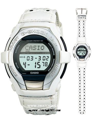 CASIO卡西欧G-SHOCK系列GT-000AB-7