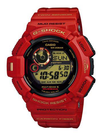CASIO卡西欧G-SHOCK主题系列GW-9330A-4