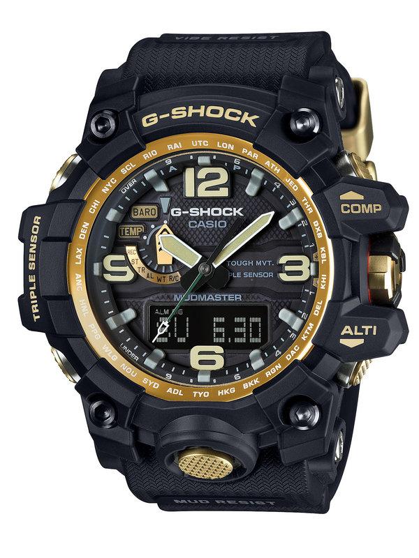 卡西欧G-SHOCK系列GWG-1000GB-1A