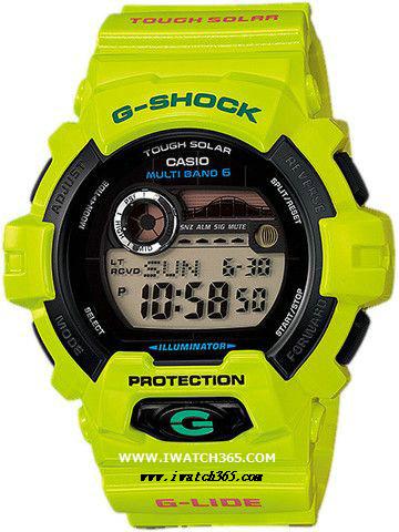 CASIO卡西欧G-SHOCK系列GWX-8900C-3