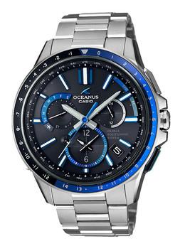卡西欧OCEANUS ANALOGUE指针系列OCW-G1100-1A