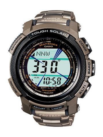 CASIO卡西欧PROTREK登山液晶系列PRW-2000T-7D
