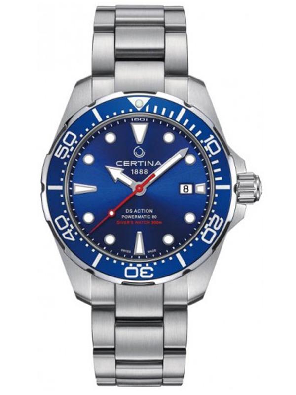 雪铁纳动能系列潜水腕表C032.407.11.041.00