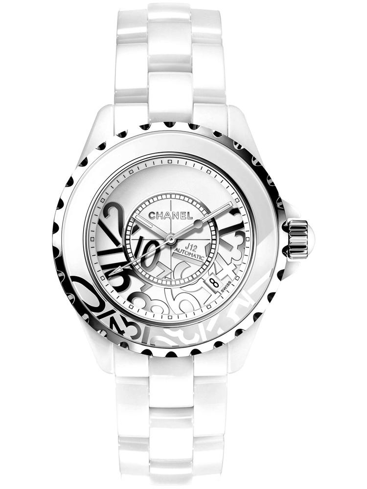 香奈儿J12系列H5240陶瓷腕表