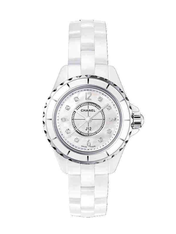 香奈儿J12系列H2570陶瓷腕表