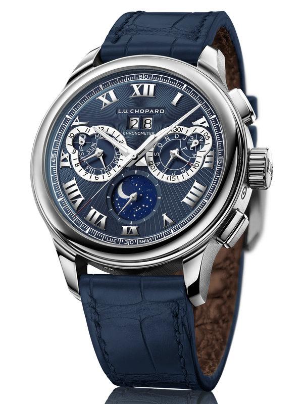 萧邦L.U.C系列161973-9001天文万年历计时限量版腕表