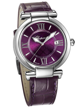 萧邦Imperiale388532-3010紫色女士