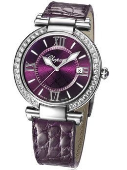 萧邦Imperiale388532-3012紫色女士